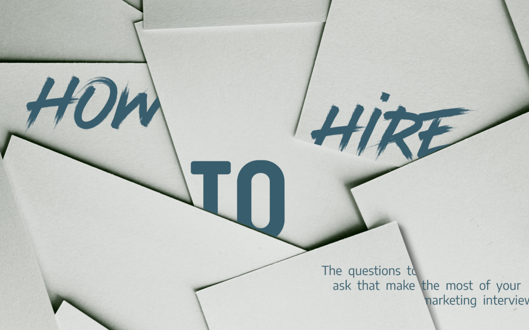 Hiring a Marketer? Ask These 5 Interview Questions – business.com